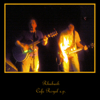Rhubarb Cafe Royal e.p.