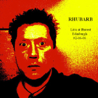 Rhubarb Live at Forest Cafe Edinburgh